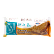 South Beach Diet Chocolate Peanut Butter Bars