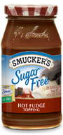 Smucker's Sugar Free Hot Fudge Topping