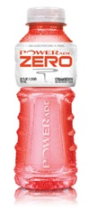 Strawberry Powerade Zero