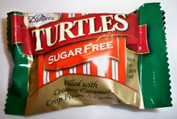 DeMet's Sugar Free Turtles
