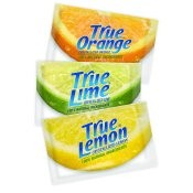 True Lemon Crystallized Citrus Flavors