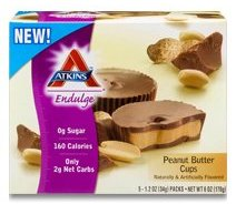 Atkins Endulge Peanut Butter Cups
