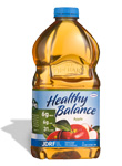 Low Carb Drinks - Old Orchard Healthy Balance Apple Juice