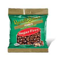 Sugar Free Snacks - Russell Stover Sugar Free Chocolate Covered Peanuts