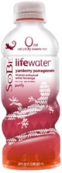 Low Carb Drinks - SoBe Lifewater Yumberry Pomegranate