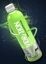Sugar Free Drinks - Vidration Lemon Lime Vitamin Water